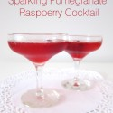 sparkling pomegranate cocktail 125x125 Friday Roundup