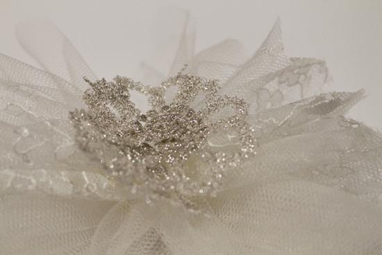 wedding veil Couture Birdcage Veil Tutorial