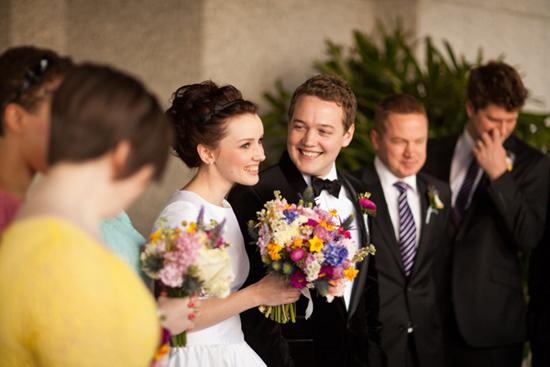 whimsical lds wedding04 Khat and Austins Whimsical Brisbane Wedding