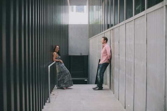 0Y3A8024 550x366 Desiree & Andrews Melbourne City Engagement Shoot