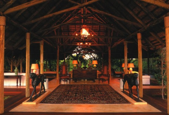 261720 royal malewane hotel a kruger national park a south africa 550x374 The Polka Dot Travel Lounge   Tamara from Mr & Mrs Smith