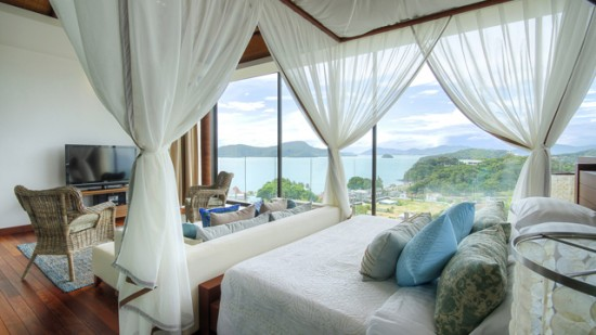 Cape Panwa Honeymoon Bedroom
