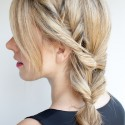 Hair-Romance-Topsy-tail-side-ponytail-hairstyle-tutorial