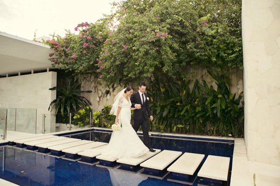 Villa Latitude bali wedding26 Delara and Brians Villa Latitude Bali Wedding