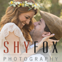Shy Fox Photography Weddings banner