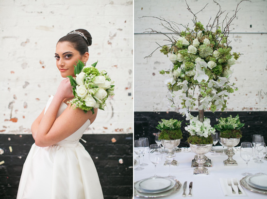 modern melbourne florist21 Modern Wedding Flower Inspiration