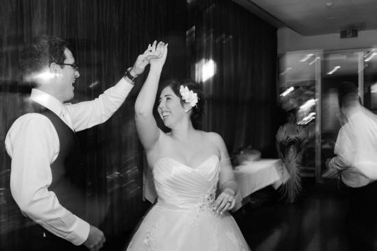 Retro polka Dot Wedding