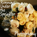 Running Under The Sprinkler Weddings banner