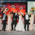 Bridal-Party-Outside-Louis-Vuitton-Brisbane