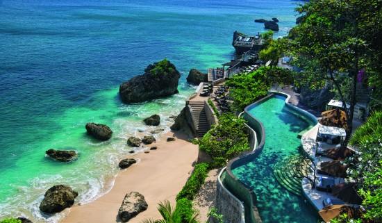 Creative Holidays - Ayana Resort_Jimbaran Ocean Beach Pool
