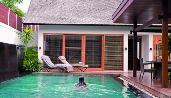 Creative Holidays The Samaya Bali Seminyak one bedroom courtyard villa pool 550x315 The Polka Dot Travel Lounge Deana from Creative Holidays
