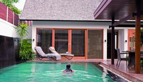 Creative Holidays - The Samaya Bali Seminyak_one bedroom courtyard villa pool