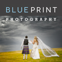 Blue Print Photography Bride banner