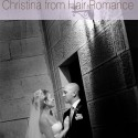 Christina from Hair Romance WEdding