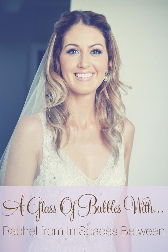 Rachel In Spaces Between Wedding
