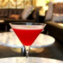 raspberry tart cocktail
