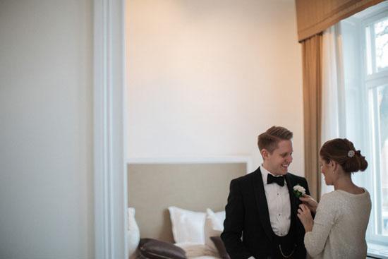 swedish castle wedding18 Lisa and Viktors Swedish Castle Wedding