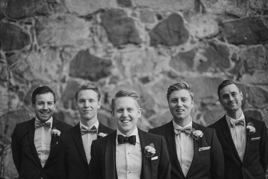 swedish castle wedding19 Lisa and Viktors Swedish Castle Wedding