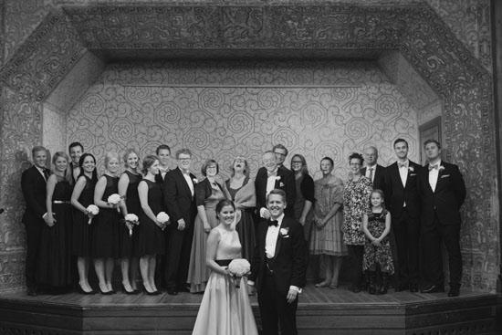 swedish castle wedding26 Lisa and Viktors Swedish Castle Wedding