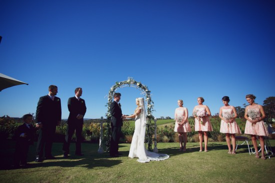 vintage margaret river wedding1218 Sarah & Matts Margaret River Vintage Wedding