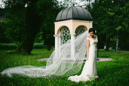 wedding veils claire morgan photography 001 The Veil