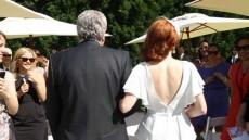 Ashleigh and Kristian's Stylish Melbourne Wedding Film | Polka Dot Bride