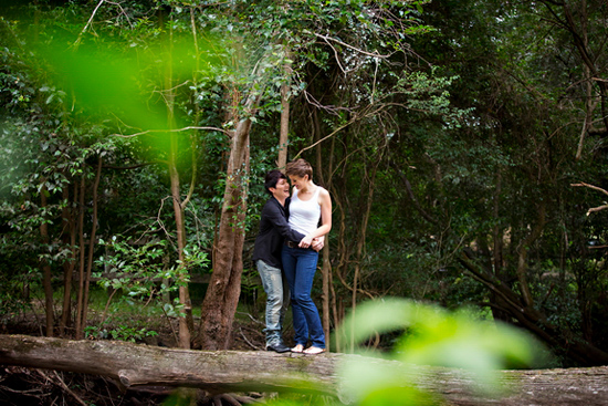 Martinsville Garden Engagement Photos05 Shaye and Cara Martinsville Garden Engagement Photos