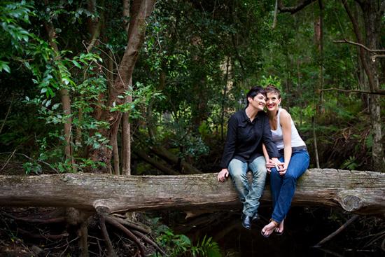 Martinsville Garden Engagement Photos09 Shaye and Cara Martinsville Garden Engagement Photos