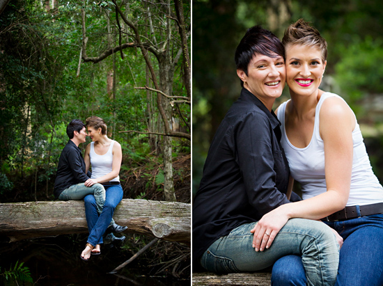 Martinsville Garden Engagement Photos15 Shaye and Cara Martinsville Garden Engagement Photos