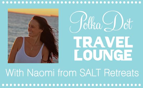 Naomi SALT Retreats