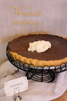 Homemade Cherry Lattice Pie