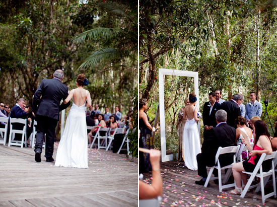 byron bay rainforest wedding22 Michelle and Mirsads Byron Bay Rainforest Wedding