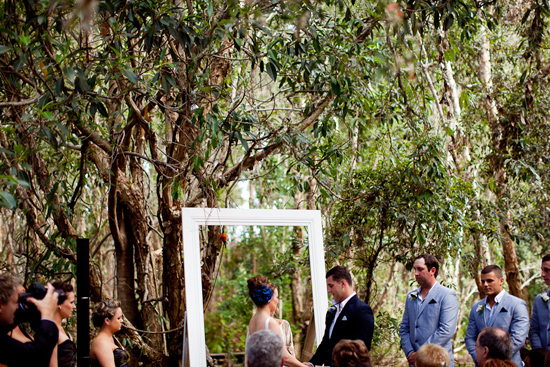 byron bay rainforest wedding23 Michelle and Mirsads Byron Bay Rainforest Wedding