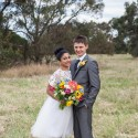 colourful backyard wedding19