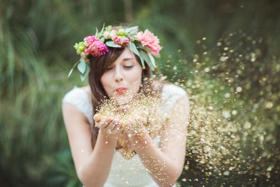 glitter wedding inspiration24 Glitter Wedding Inspiration