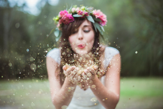 glitter wedding inspiration28 Glitter Wedding Inspiration
