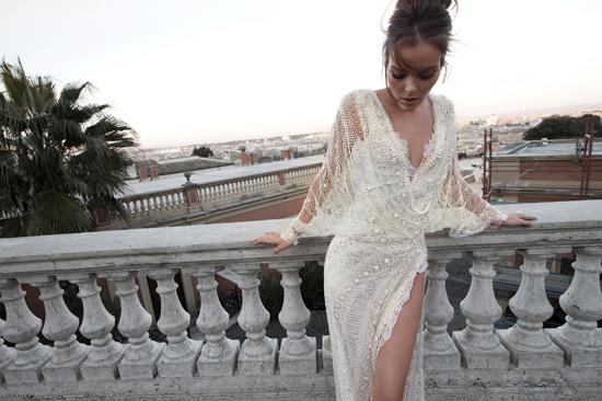 inbal Dror Haute Couture Chic Wedding Gowns27 Inbal Dror Haute Couture Rome Collection