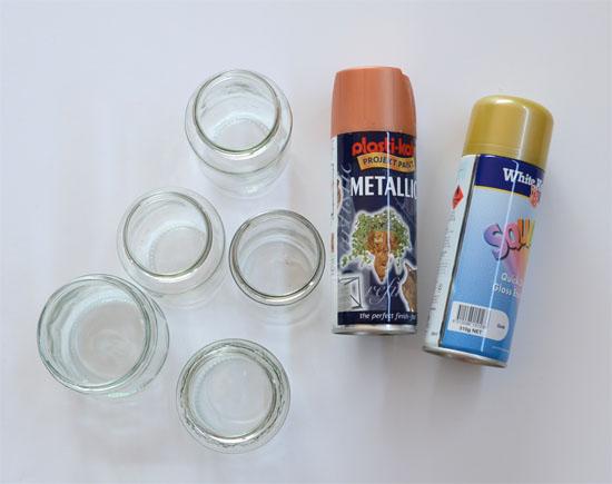 metallic vase tutorial