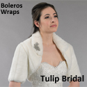 Tulip Bridal Weddings Banner
