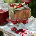 pomegranate punch with strawberry iceblocks01