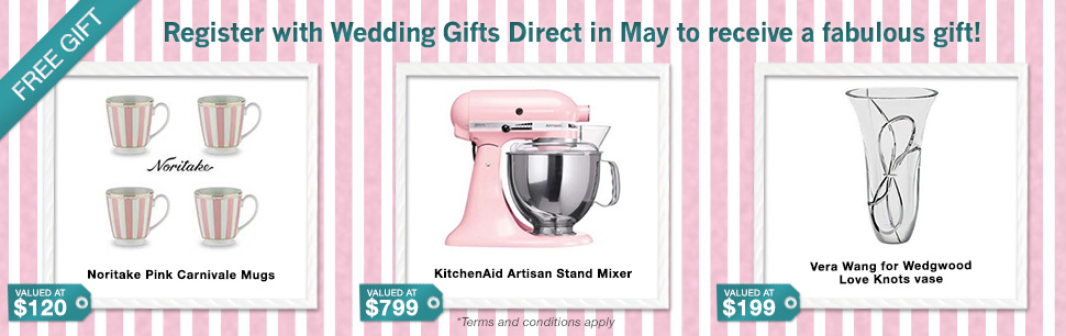 Wedding Gifts Direct