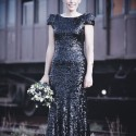 sequin wedding dress01