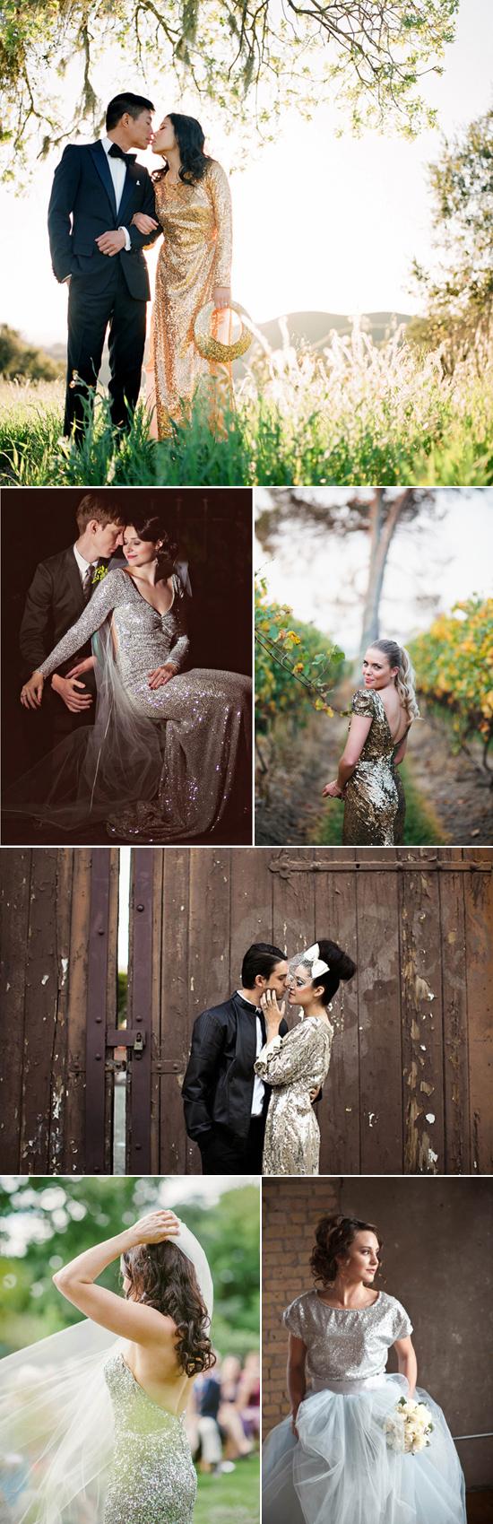 sequin wedding dress02