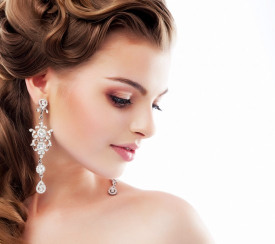 shutterstock 132660308 resize 550x488 The Brides Guide To Jewellery