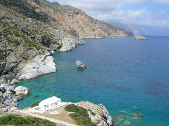 Amorgos 01 550x411 The Polka Dot Travel Lounge Halina from Greece and Mediterranean Travel Centre
