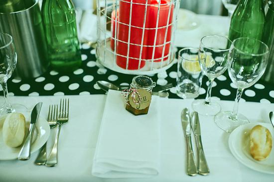 Blue and Red Polka Dot Wedding1401 Jolly & Scotts Polka Dot Lake George Winery Wedding