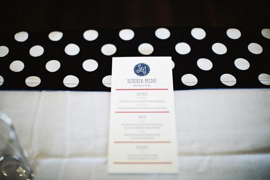 Blue and Red Polka Dot Wedding1404 Jolly & Scotts Polka Dot Lake George Winery Wedding