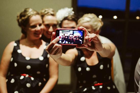 Blue and Red Polka Dot Wedding1411 Jolly & Scotts Polka Dot Lake George Winery Wedding
