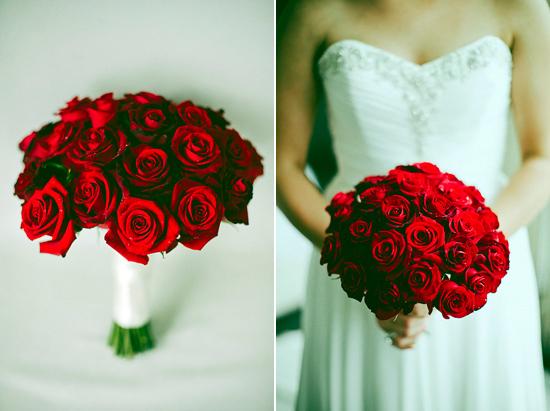Blue and Red Polka Dot Wedding1415 Jolly & Scotts Polka Dot Lake George Winery Wedding