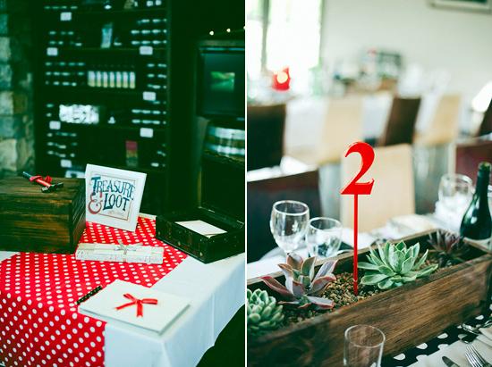Blue and Red Polka Dot Wedding1417 Jolly & Scotts Polka Dot Lake George Winery Wedding